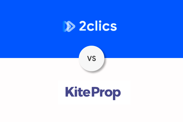 2clics vs kiteprop crm inmobiliario